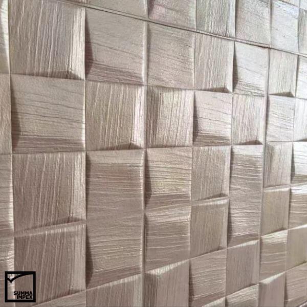 3D samolepljive tapete kvadrati