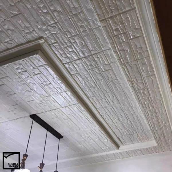 Samolepljive tapete za plafon