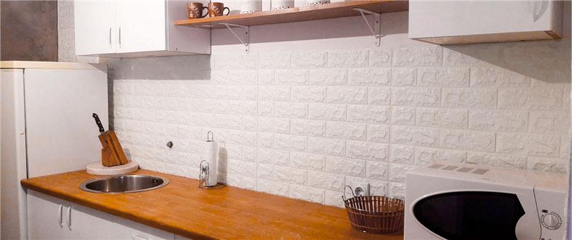 Idealno rešenje za kuhinjske zidove - renoviranje